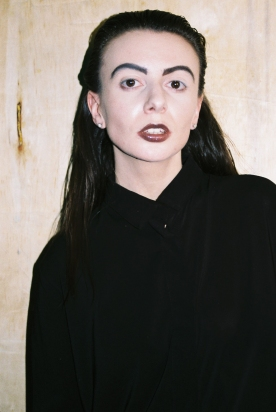 Model: Jessica Healy, Photographer: Tom McCabe, Stylist: Sophie Antropik