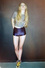 (Model: Gabby Peeters, Photography: Talia Welka, Stylist: Sophie Antropik)